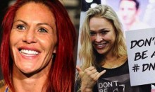 Cris Cyborg to Rousey: Don't Be a Do Nothing B*tch! (Video)