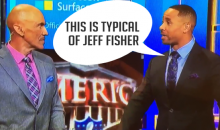 "Jeff Fisher To Rodney Harrison: ""Coming From A Guy Who Was Voted Dirtiest Player 3 Times"""