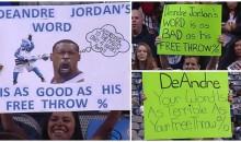 Jeff Van Gundy Rips Dallas Fans Who Boo DeAndre Jordan, Cheer Hardy (Video)