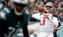 Jameis Winston's 1st Half Today: 4 Pass TD's Vs. The Eagles (Vid)