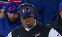 Buffalo Bills Have HeadSet Trouble On Final Possession Of Game