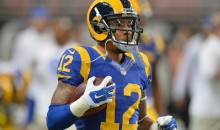 Rams WR Stedman Bailey Shot In Head, Video Of Crime Scene (Vid)