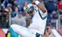 Cam Newton Responds to Fan's Critical Letter About His Dab Dance