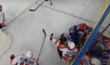 Oilers Rookie Sensation Connor McDavid Out with Fractured Collarbone (Video)