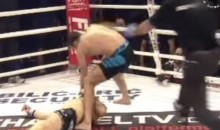 Croatian MMA Match Ends with Soccer Kick to the Head (Video)