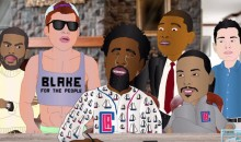 Mavs Troll Clippers With DeAndre Jordan Animated Clip During Home Opener (Video)