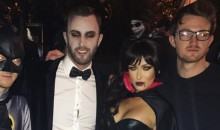 Dustin Johnson and Paulina Gretzky Were (Sexy) Vampires for Halloween (Pic)