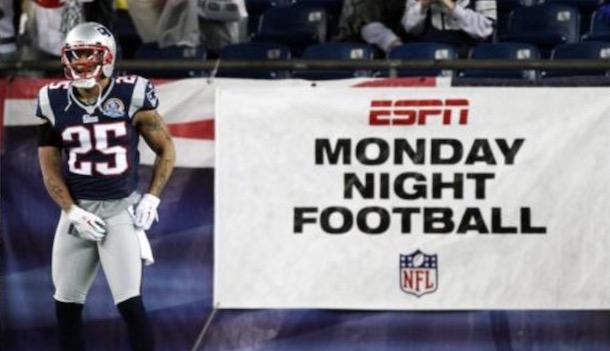 ESPN Troll Patriots Twitter MNF