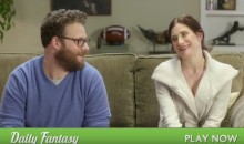 John Oliver's Daily Fantasy Commercial (Starring Seth Rogan) Tells The Truth About DFS (Video)