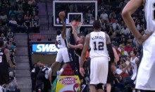 Kawhi Leonard Posterizes Mason Plumlee With Vicious Slam (Video)