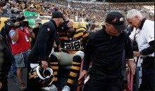 "Report: Le'Veon Bell Suffers ""Badly Torn"" MCL, Out For Season"