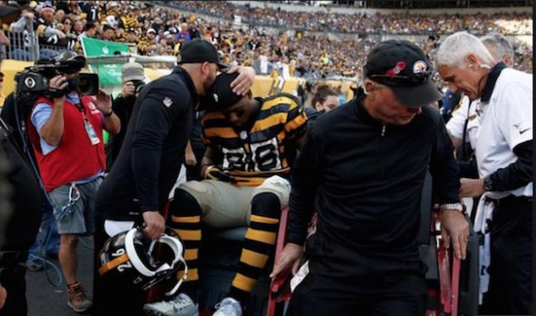 Le'Veon Bell Knee Injury