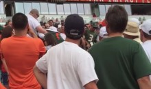 Clemson Fan Explains What Happened During Fight With Miami Fans (Video)