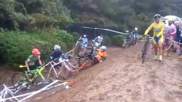 Muddy Cycling