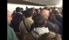 French Soccer Fans Unite, Sing National Anthem Following Paris Attacks (Video)