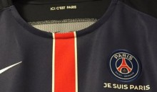 Paris Saint-Germain Will Honor Victims of Attacks on Their Jerseys (Pic)
