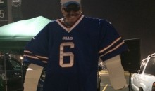 Jets Fans Burn Rex Ryan Cardboard Cutout Before Game vs. Bills [Update w/ Video]