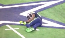 Ricardo Lockette Taken Off On Stretcher After Brutal Hit (Video)