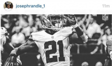 Joseph Randle Trolls Cowboys with Instagram Post after Being Cut (Pic)