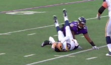 Case Keenum Suffers Concussion, Fumbles Two Plays Later (Video)