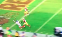 Odell Beckham Jr. Isn't Human, Makes Absolutely Insane Diving Touchdown Catch (Video)