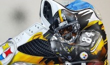 Snoop Dogg's Antonio Brown Sneakers Are Insane (Pic)