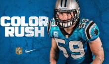 NFL Unveils Thanksgiving Color Rush Uniforms, And Finally They Aren't Completely Horrible (Pics)