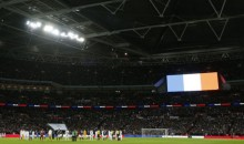 The French National Team Thanks England for Their Show of Support (Pics)
