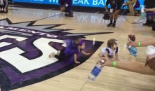 The Sacramento Kings Raced Babies During Halftime (Video)