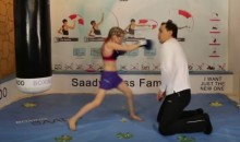 This 8 Year-Old Boxing Girl Trains Like a Little Rocky (Video)