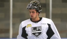 L.A. Kings Prospect Patrik Bartosak Charged with 12 Domestic Assault Crimes