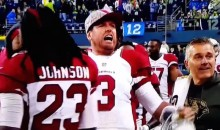"""Key & Peele's"" Jordan Peele Rips Carson Palmer Fine, Thinks NFL Should Adopt Hingle McCringleberry Rule (Video + GIF)"