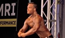 Man with Down Syndrome Overcomes Obesity and Depression to Compete in Bodybuilding Championship (Video)