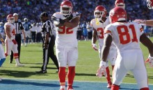 Chiefs Defensive Lineman Dontari Poe Scores Heaviest Rushing Touchdown in NFL History (Video)