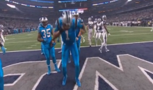 Cam Newton Doesn't Care If You're Offended, Dances Anyway (Vid)