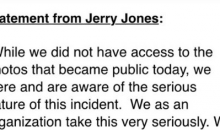 Jerry Jones Releases Statement; Michelle Beadle & Jackie MacMullan Ripped Into The Cowboys