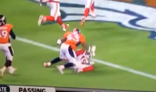 TJ Ward Ejected From Broncos/Chiefs Game, Throws Punch (Vid)