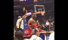 "Fan To Dwight Howard: ""You Ain't Do It For The Lakers, You Ain't Doing It Now"" (Vid)"