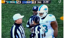 "Ndamukong Suh To Refs: ""I'm Going To Slam The f**k Out Of Him Next Time"" (Vid)"