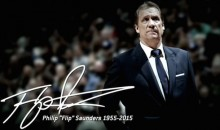 Minnestoa Timberwolves Pay Tribute to the Late, Great Flip Saunders Prior to Home Opener (Videos)