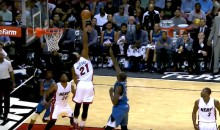 Hassan Whiteside Triple-Double Against Timberwolves Features 10 Blocks (Video)