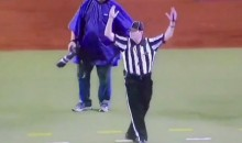Epic Fail: High School Football Ref Has No Idea If PAT Is Good, Has To Ask Photographer (Video)