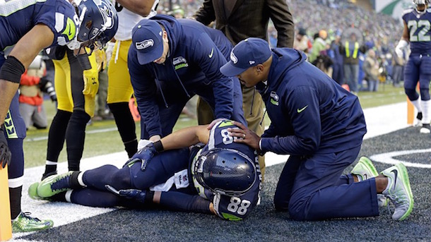 jimmy graham out for the year