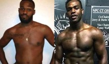 Jon Bones Jones Is Back And Looking Like An Absolute Beast (Video + Pic)