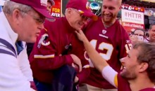 Kirk Cousins Gives Dad Game Ball After Attending First Game Since Cancer Diagnosis (Video)