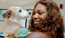Serena Williams Shares Her Heartbreak Over The Death Of Her Dog In Touching Social Media Posts (Pic + Video)