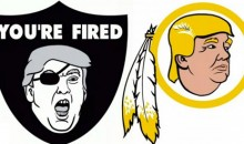 NFL Logos Redesigned as Donald Trump Are Awesome (Gallery)