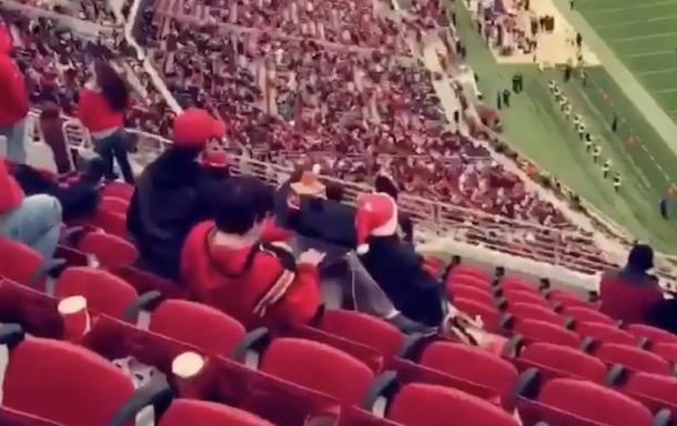 49ers fans laptop