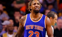 Knicks' Derrick Williams Says 2 Women Jacked Him For $750K In Jewelry