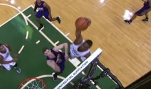 Alec Burks Throws Down a Monster Jam Against Phoenix (Video)